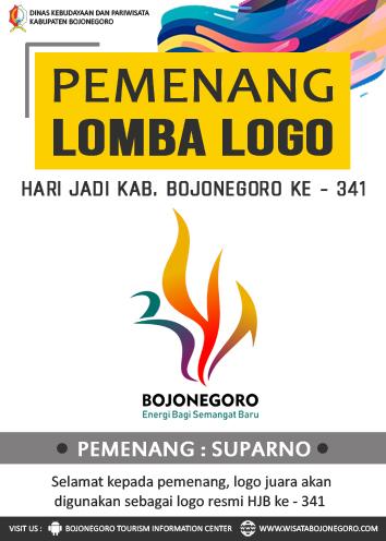 Pemenang Lomba Logo Kcl Copy Wisata Bojonegoro